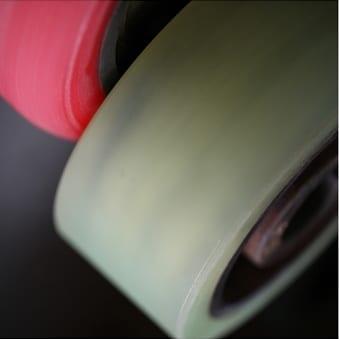 Banh xe nhua banh xe PU boc nhua polyurethane v3339 p80